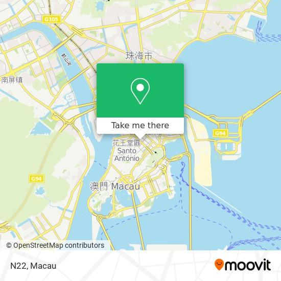 N22 map