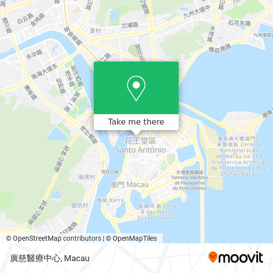 廣慈醫療中心 map
