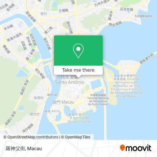 羅神父街 map