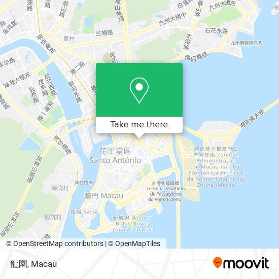 龍園 map