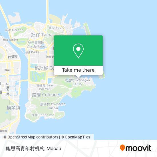鲍思高青年村机构 map