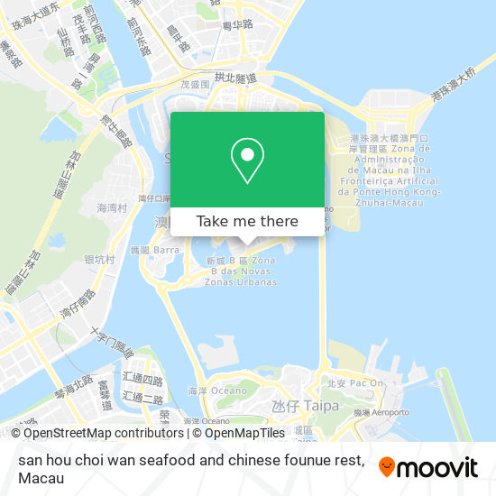 san hou choi wan seafood and chinese founue rest map