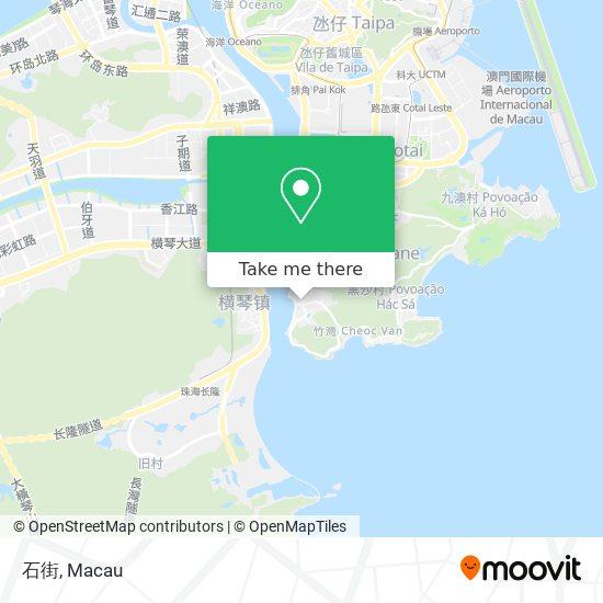 石街 map