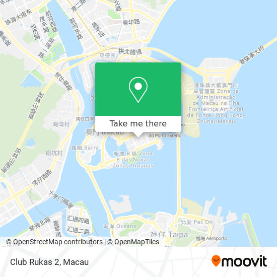 Club Rukas 2 map