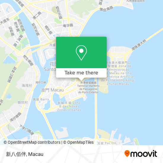 新八佰伴 map