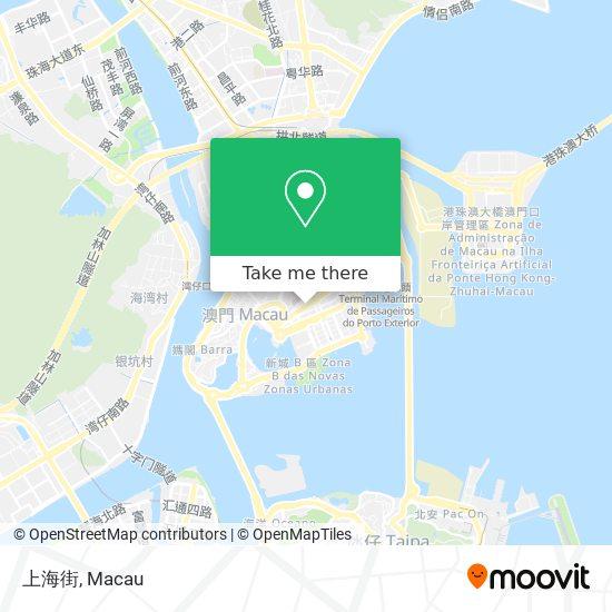 上海街 map