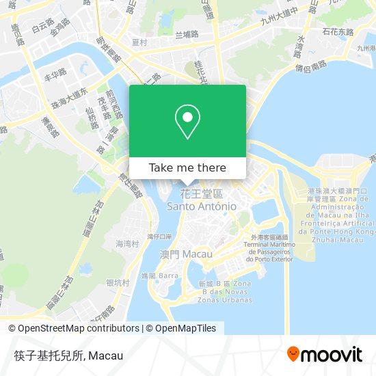 筷子基托兒所 map