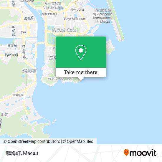 聽海軒 map