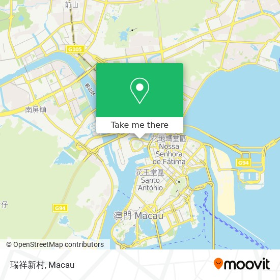 瑞祥新村 map