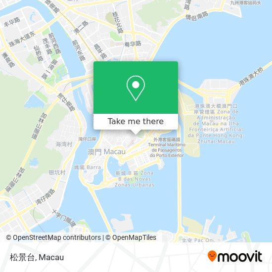 松景台 map