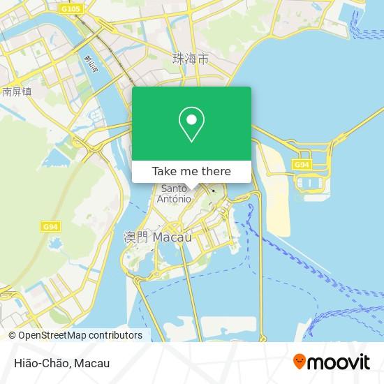 Hião-Chão map