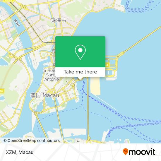 XZM map