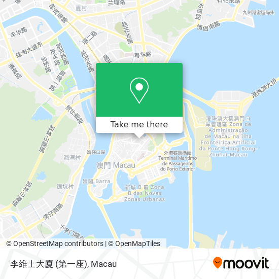 李維士大廈 (第一座) map