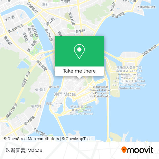 珠新圖書 map