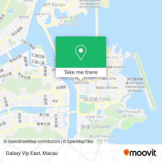 Galaxy Vip East map