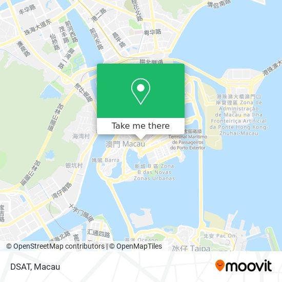 DSAT map