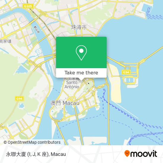 永聯大廈 (I, J, K 座) map
