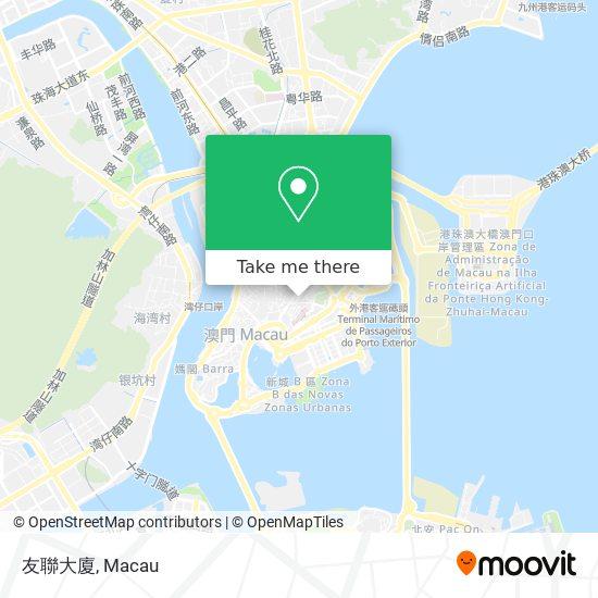 友聯大廈 map