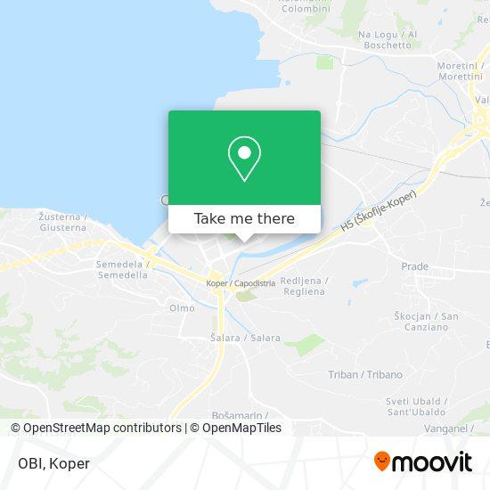 OBI map