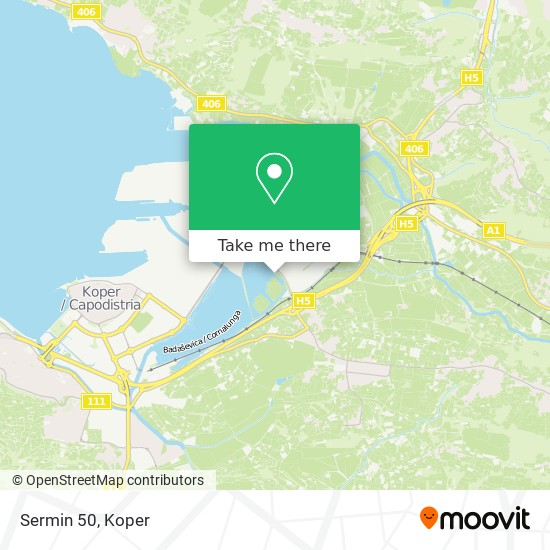 Sermin 50 map