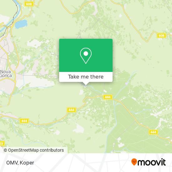 OMV map