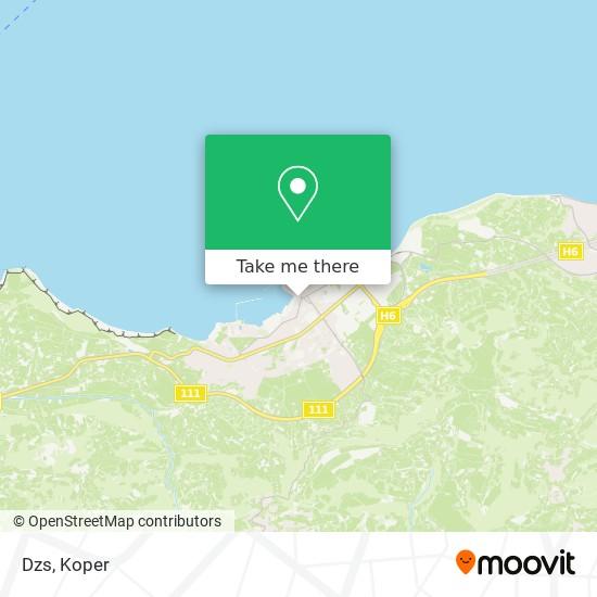 Dzs map