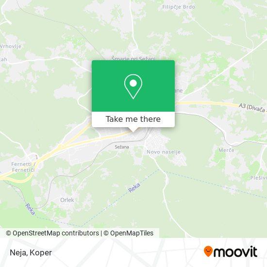 Neja map