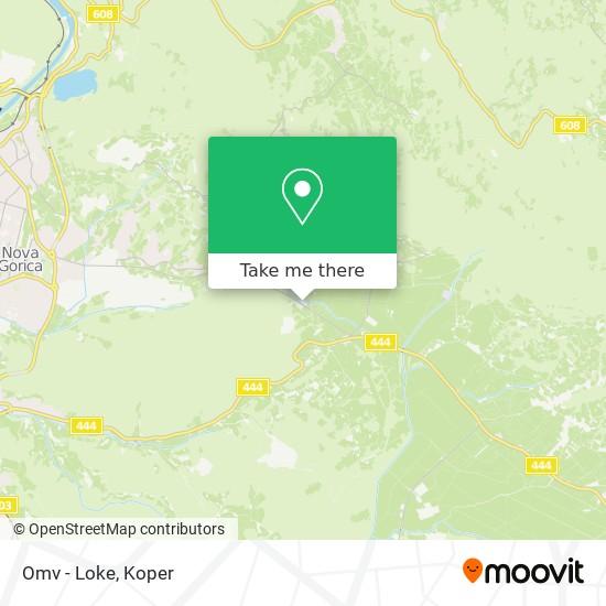 Omv - Loke map