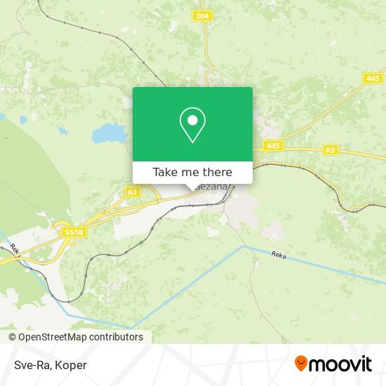 Sve-Ra map