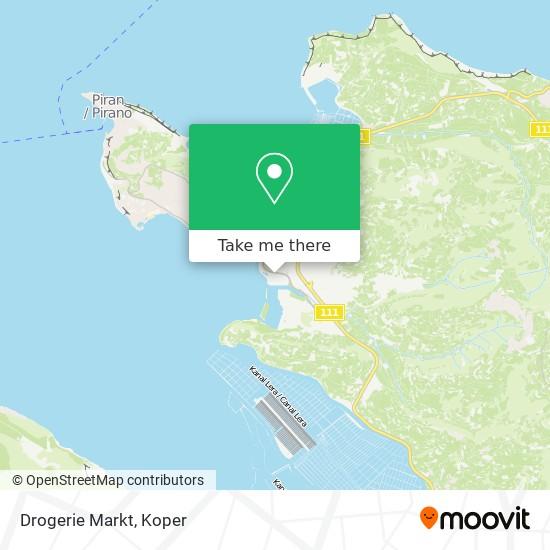 Drogerie Markt map