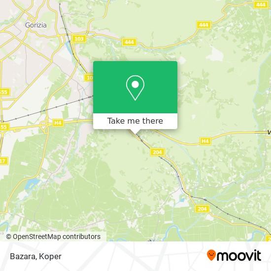 Bazara map