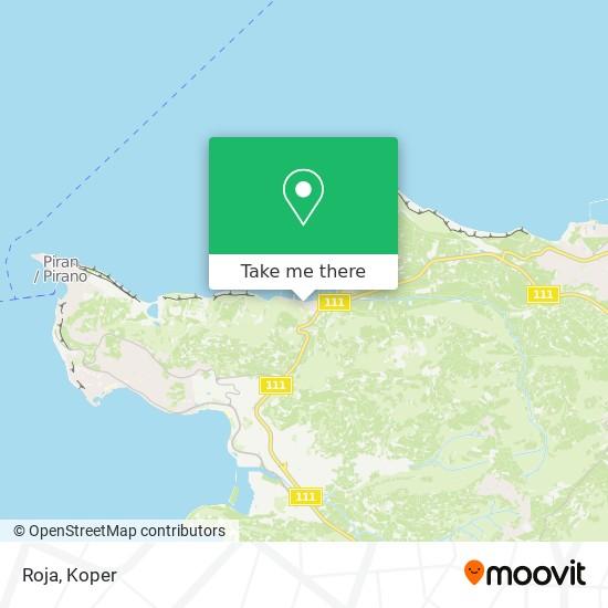 Roja map
