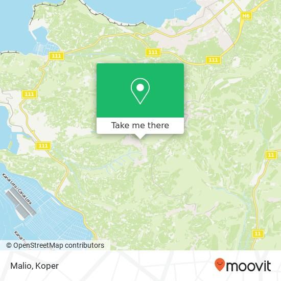 Malio map