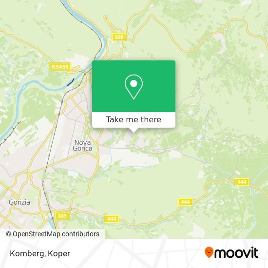 Komberg map