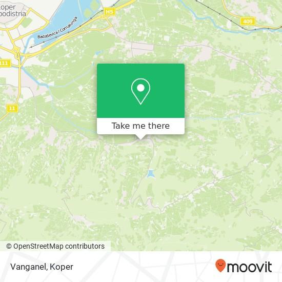 Vanganel map