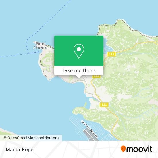 Marita map