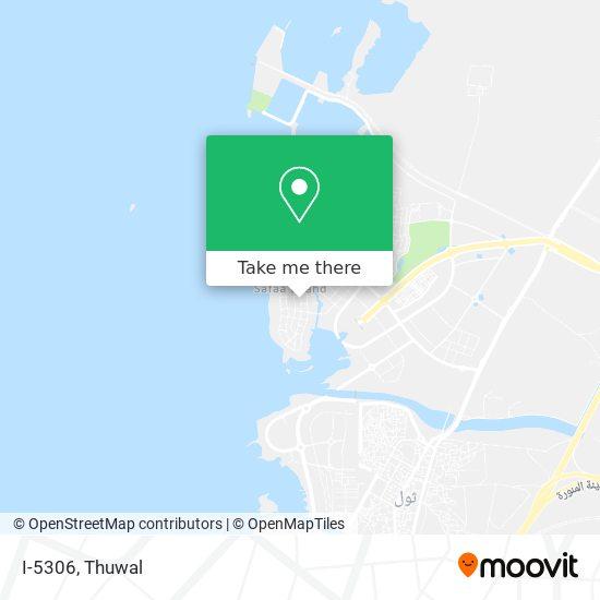 I-5306 map
