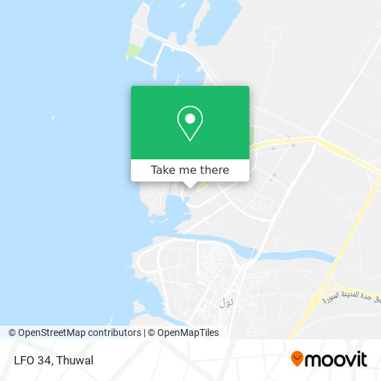LFO 34 map