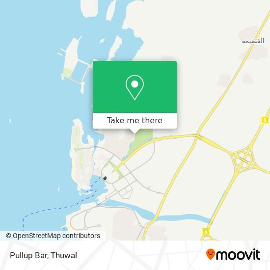 Pullup Bar map