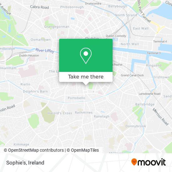 Mapa Sophie's