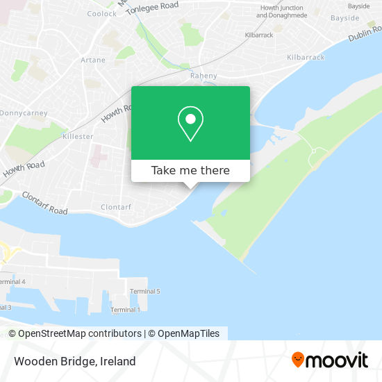 Wooden Bridge plan