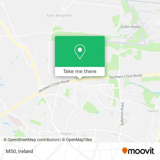 M50 map