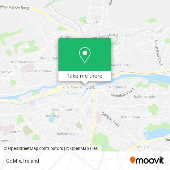 CoMix map
