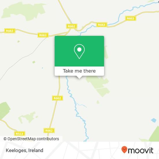 Mappa Keeloges