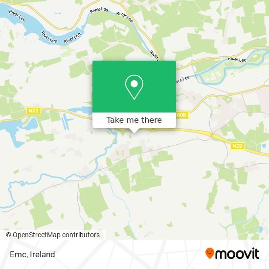 Emc map