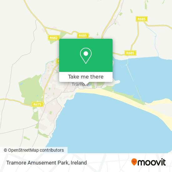 Tramore Amusement Park map