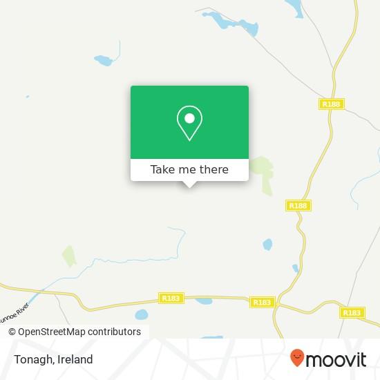 Tonagh map