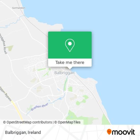 Mappa Balbriggan