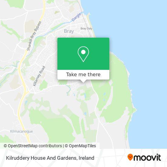 Kilruddery House And Gardens map