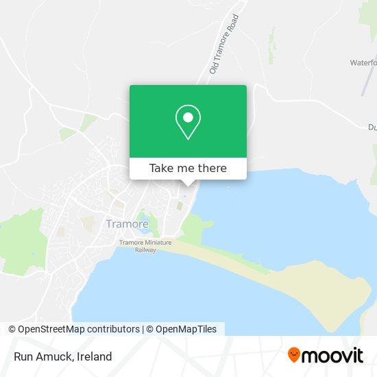 Run Amuck map